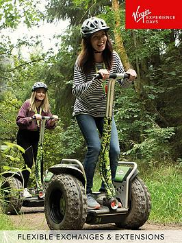 Virgin Experience Days Virgin Experience Days Forest Segway Adventure For  ... Picture
