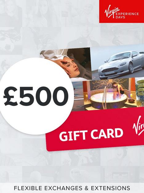 virgin-experience-days-pound500-gift-card