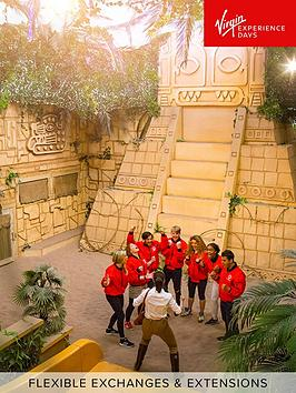 Virgin Experience Days Virgin Experience Days The Crystal Maze Live  ... Picture