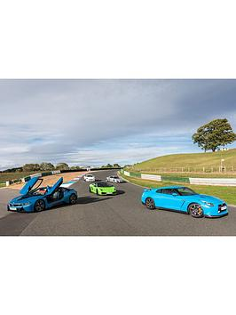 Virgin Experience Days Virgin Experience Days Five Supercar Blast At A  ... Picture