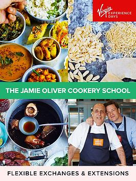 virgin-experience-days-cookery-class-for-two-at-the-jamie-oliver-cookery-school-london