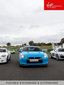 Virgin Experience Days Virgin Experience Days Four Supercar Blast At A  ... Picture