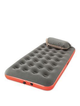 bestway-single-roll-relax-airbed-orange