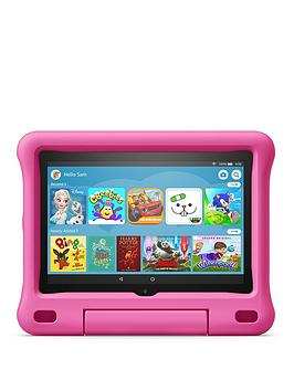 "Amazon   All-New Fire Hd 8 Kids Edition Tablet, 8"" Hd Display, 32 Gb, Kid-Proof Case"