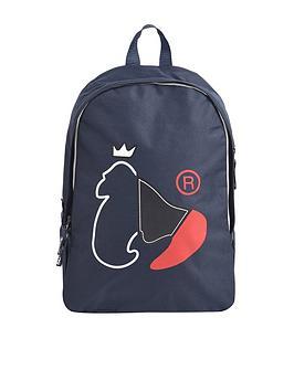 money-boysnbsptri-king-ape-backpack-navy