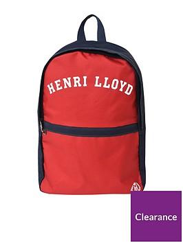 henri-lloyd-logo-back-pack