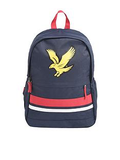 lyle-scott-contrast-band-back-pack