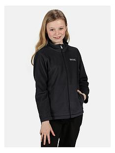 regatta-childrensnbspking-ii-zip-frontnbspfleecenbsp--black