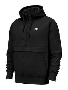 nike-club-12-zip-hoodie-black