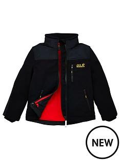 jack-wolfskin-childrensnbspblizzard-jacket-black