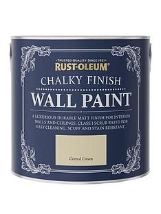 rust-oleum-chalky-finish-25-litre-wall-paint-ndash-clotted-cream