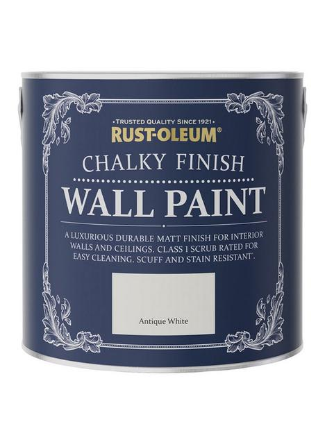 rust-oleum-chalky-finish-25-litre-wall-paint-ndash-antique-white