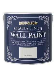 rust-oleum-chalky-finish-25-litre-wall-paint-ndash-chalk-white