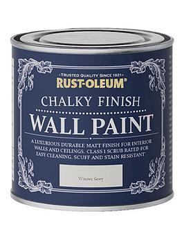 rust-oleum-chalky-finish-125-ml-wall-paint-ndash-winter-grey