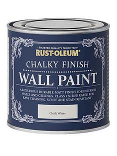 rust-oleum-chalky-finish-125-ml-wall-paint-ndash-chalk-white