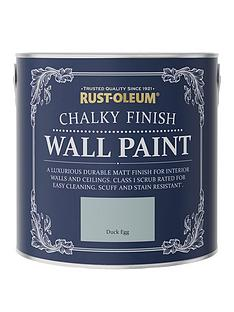 rust-oleum-chalky-finish-25-litre-wall-paint-ndash-duck-egg