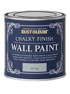 rust-oleum-chalky-finish-125-ml-wall-paint-ndash-duck-egg