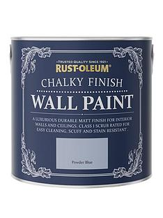 rust-oleum-chalky-finish-25-litre-wall-paint-ndash-powder-blue