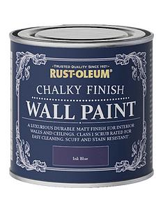 rust-oleum-chalky-finish-125-ml-wall-paint-ndash-ink-blue
