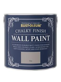 rust-oleum-chalky-finish-25-litre-wall-paint-ndash-flint