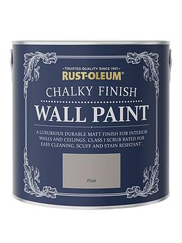 rust-oleum-chalky-finish-25-litre-wall-paint-ndash-flint