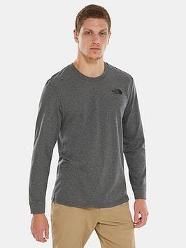the-north-face-long-sleevenbspsimple-dome-t-shirt-medium-grey-heather