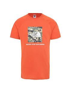 the-north-face-raglan-redbox-t-shirt-burnt-orange