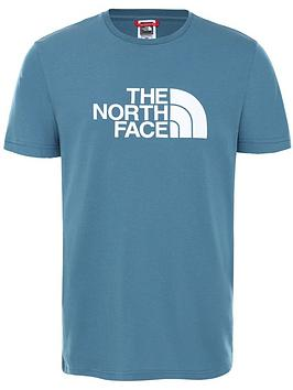 the-north-face-short-sleevenbspeasy-t-shirt-blue