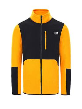 the-north-face-glacier-pro-full-zip-fleece-goldnbsp