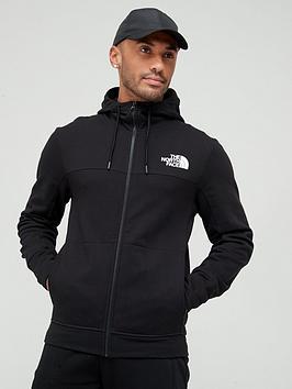 the-north-face-himalayan-full-zip-hoodie-black