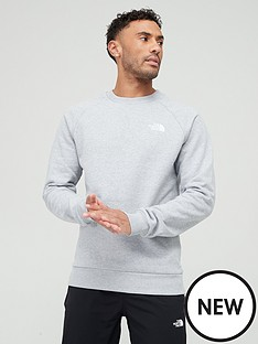 the-north-face-raglan-redbox-crew-light-grey-heather