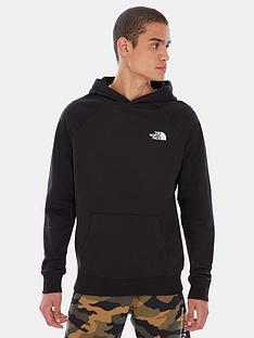 the-north-face-raglan-redbox-hoodie-black
