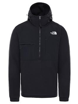 the-north-face-denali-2-anorak-black