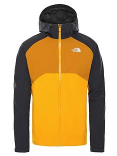 the-north-face-stratos-jacket-gold