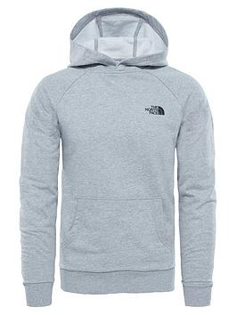 the-north-face-raglan-redbox-hoodie-light-grey-heather