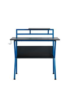 lloyd-pascal-rogue-compact-gaming-desk-blueblack