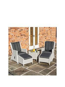 rowlinson-prestbury-lounger-set