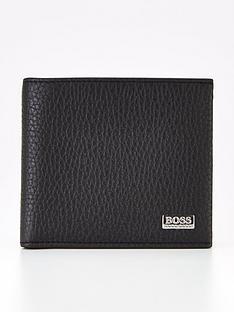 boss-crosstown-leather-billfold-wallet-with-coin-pocket-blacknbsp
