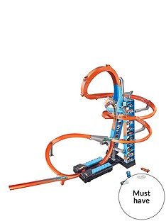 hot-wheels-sky-crash-tower-race-track-set-with-diecast-car