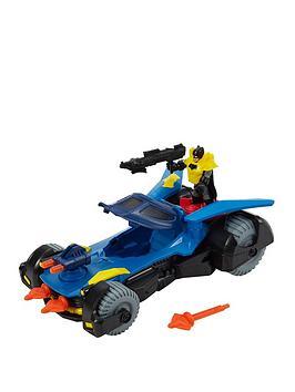 Imaginext Imaginext Imaginext Dc Super Friends Batmobile Picture