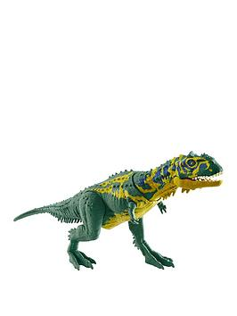 JURASSIC WORLD Jurassic World Jurassic World Sound Strike Majungasaurus Picture