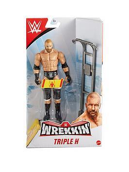 wwe-triple-h-wrekkin-action-figure
