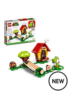 lego-super-mario-71367-house-amp-yoshi-expansion-set