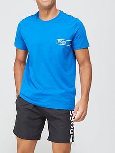 boss-beachwearnbsplogo-t-shirt-blue