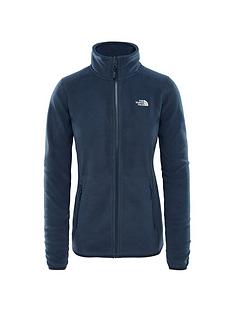 the-north-face-100-glacier-full-zip-navynbsp