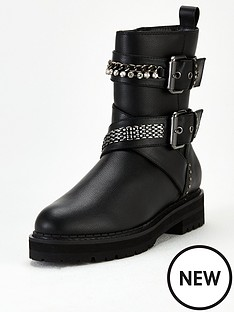 v-by-very-panda-embellished-biker-boot-black