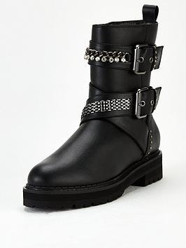 v-by-very-panda-embellished-biker-boot-black