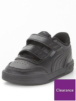 puma-caracal-v-infant-trainers-black