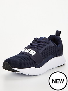 puma-wired-junior-trainers-blacknbsp