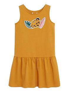mango-girls-jungle-jersey-sleeveless-dress-mustard